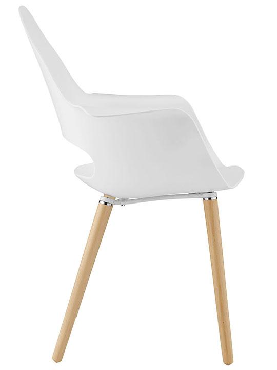 Galaxy Chair White 2