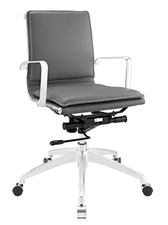 Instant Agent Low Back Office Chair