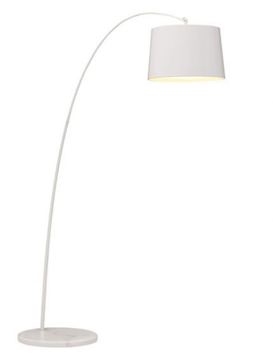Luxe Marble Floor Lamp