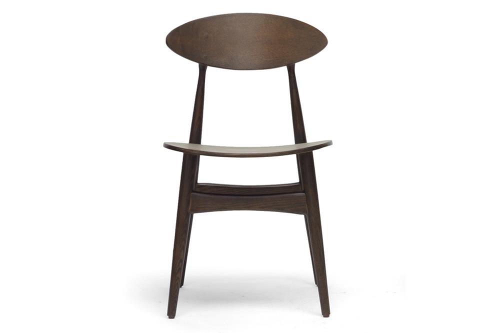 Oval Wood DIning Chair 5