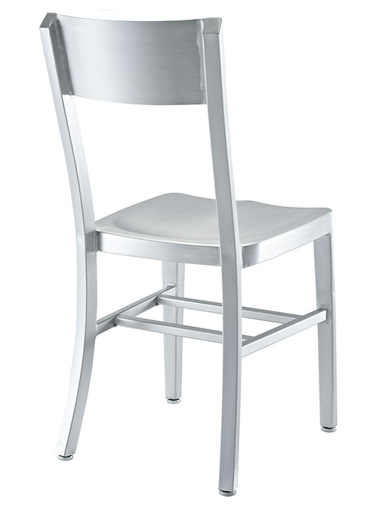 Pewter Chair 2