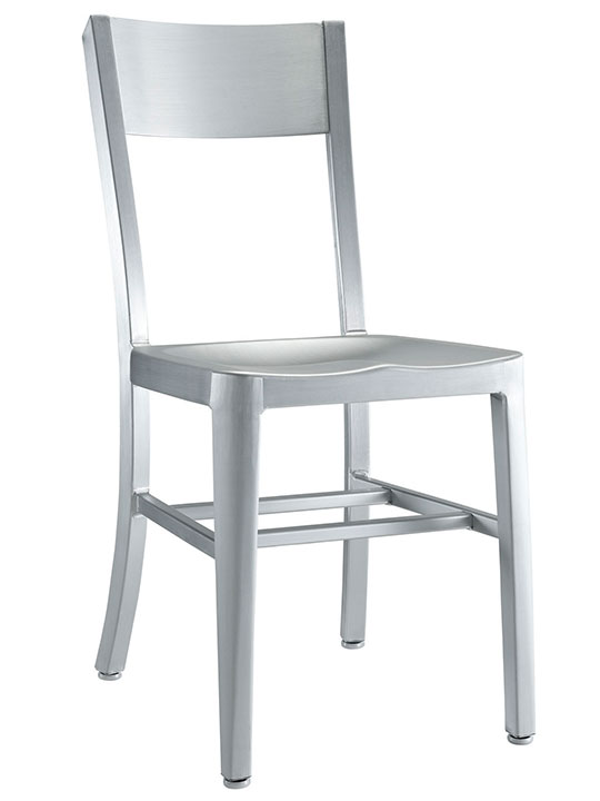 Pewter Chair 3