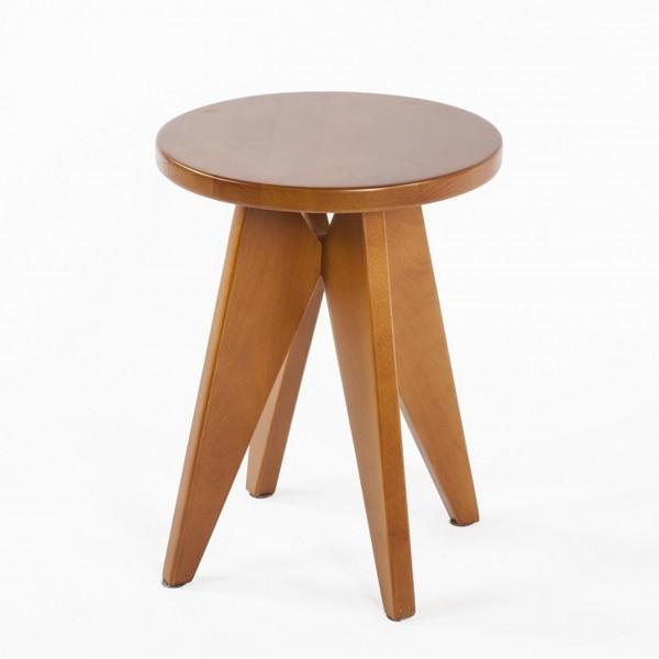 Pinner Walnut Wood Side Table