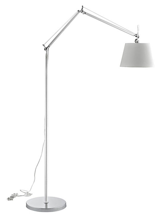 Pose floor lamp