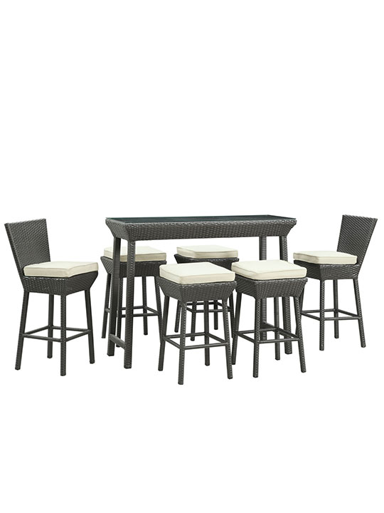 Seaside Outdoor Dining Set 3