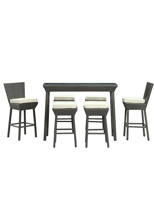 Seaside Outdoor dining set 2