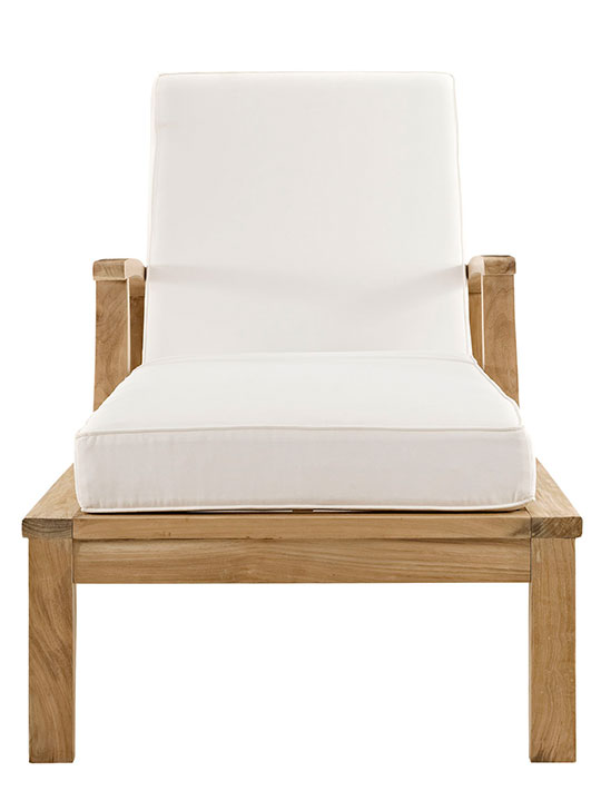 Teak Lounge Chair 2