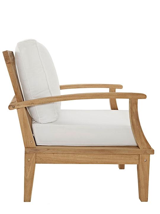Teak Outdoor Armchair 3