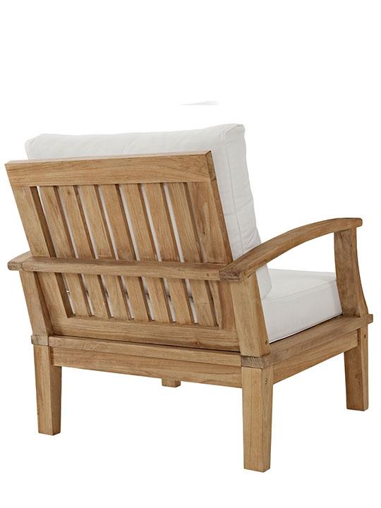Teak Outdoor Armchair 4
