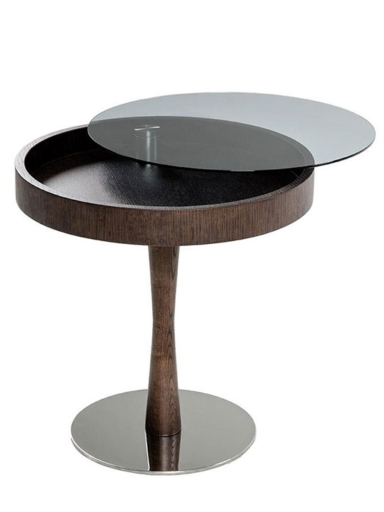 Wenge Wood Display Side Table 4