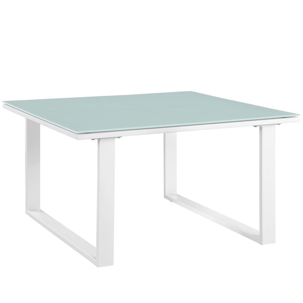 White Star Island Outdoor Side Table 3