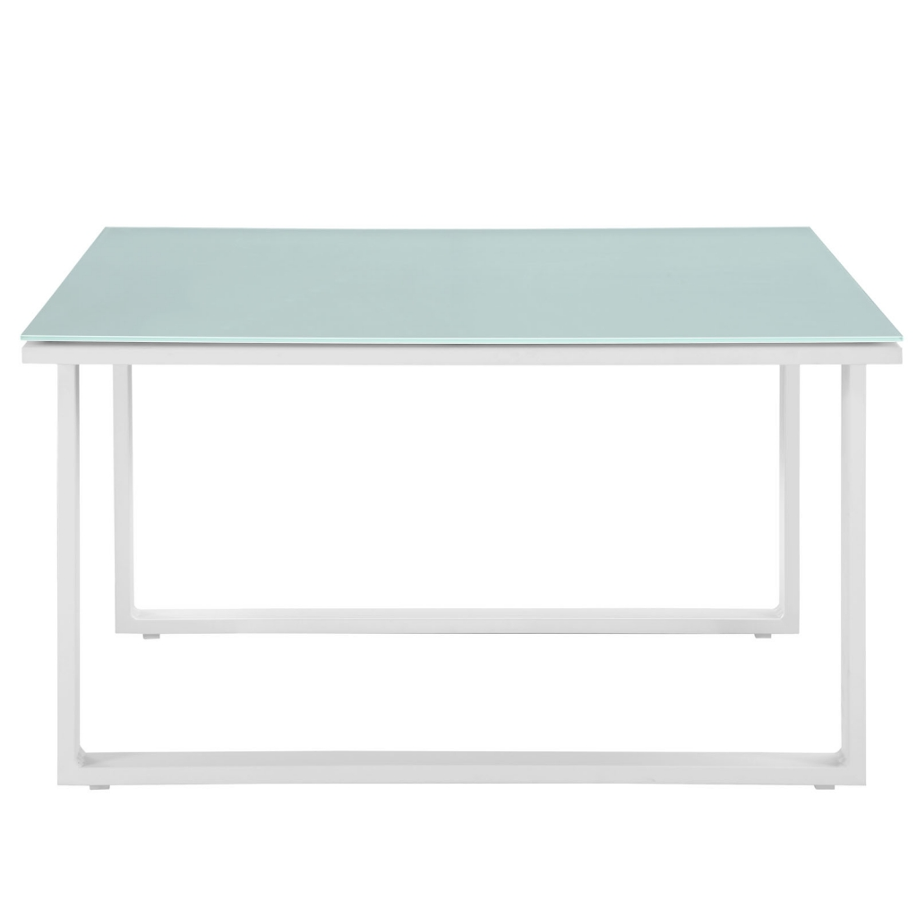 White Star Island Outdoor Side Table