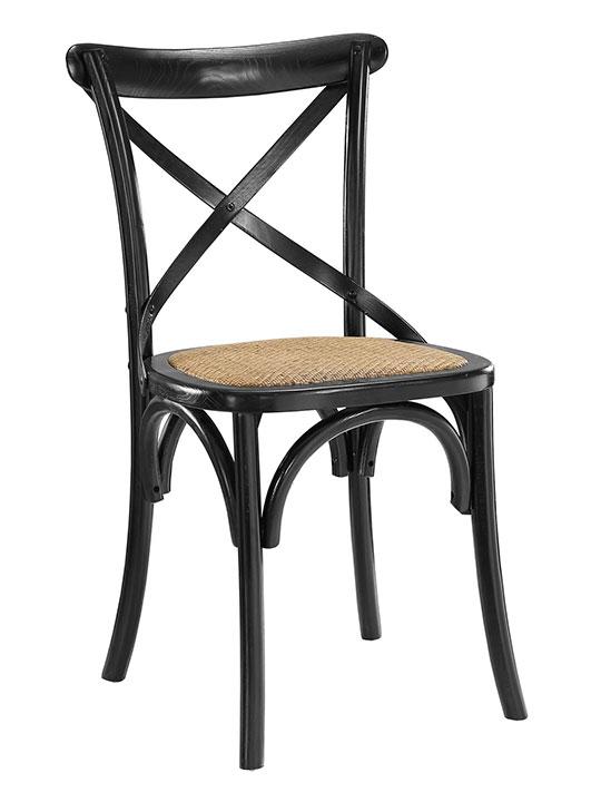 X Wood Chair