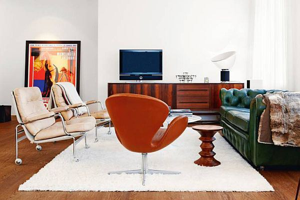 mid century modern design page Brickell Collection