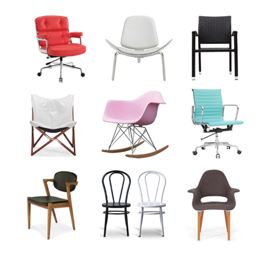shop all modern chairs brickell collection modern furniture free shipping