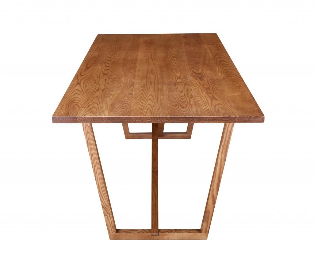 Ark Walnut Wood Dining Table 4