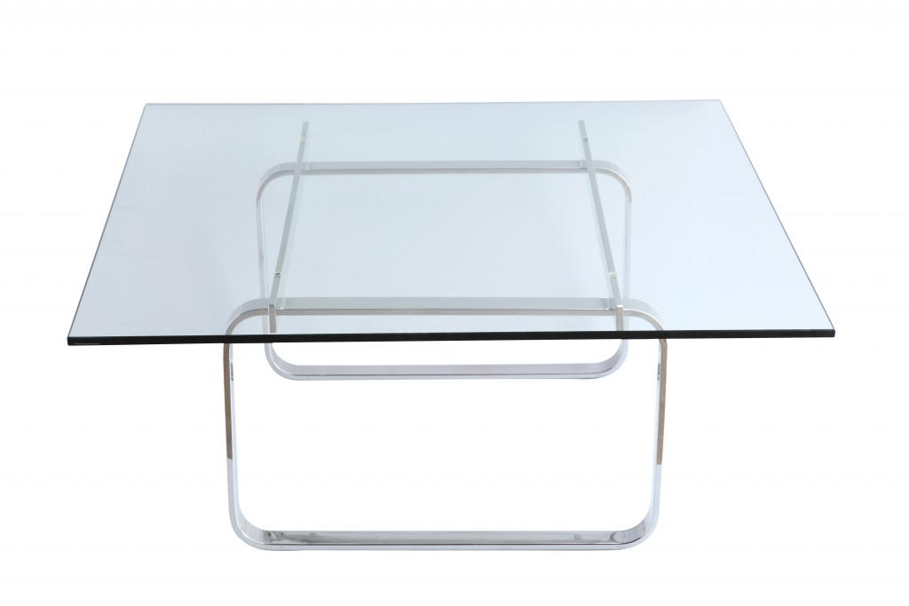 Benton Glass Coffee Table 4