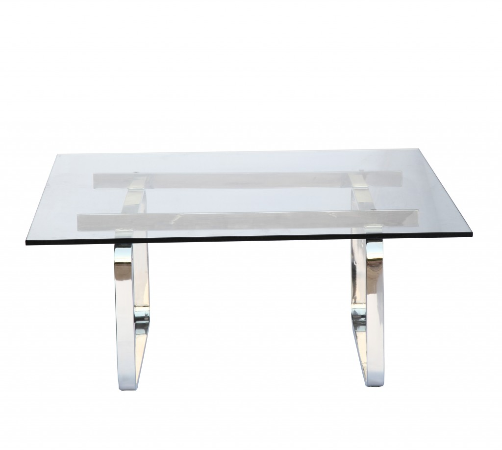 Benton Glass Coffee Table 5