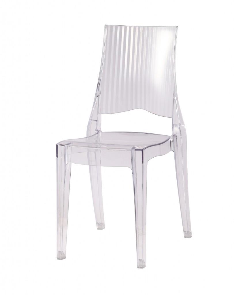 Clear Transparent Whisper Chair 1