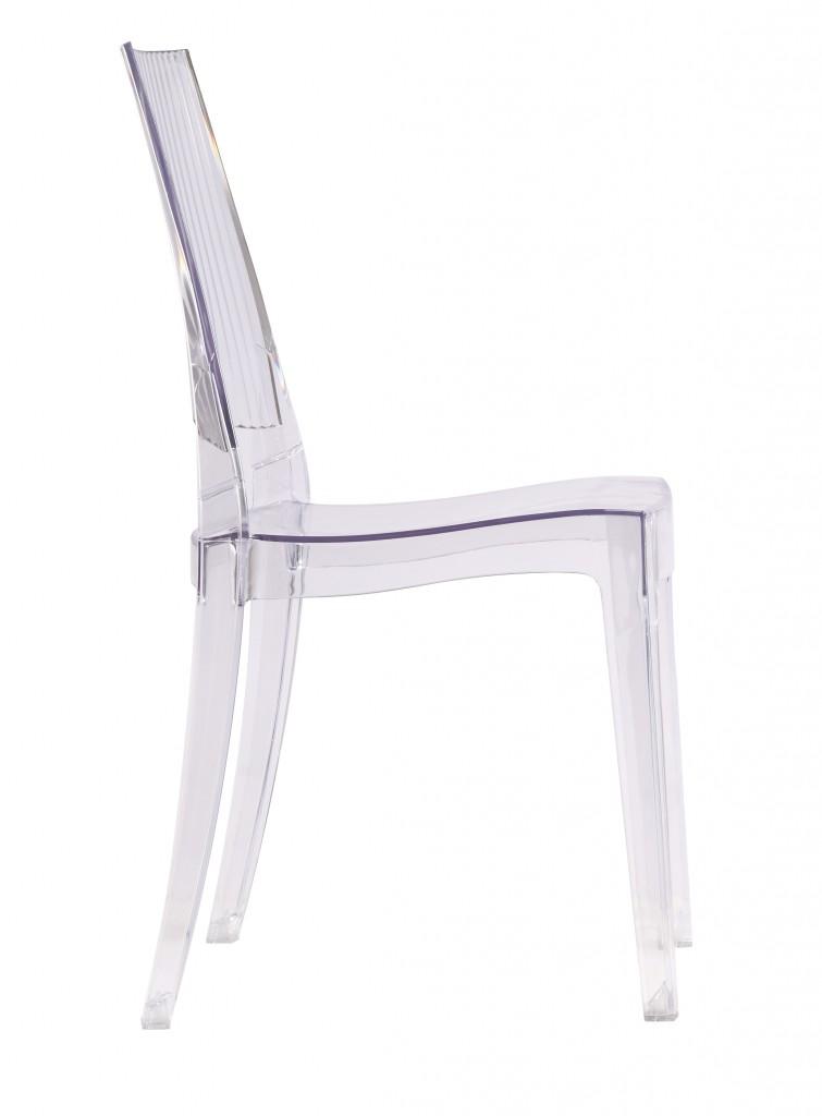 Clear Whisper Chair 1