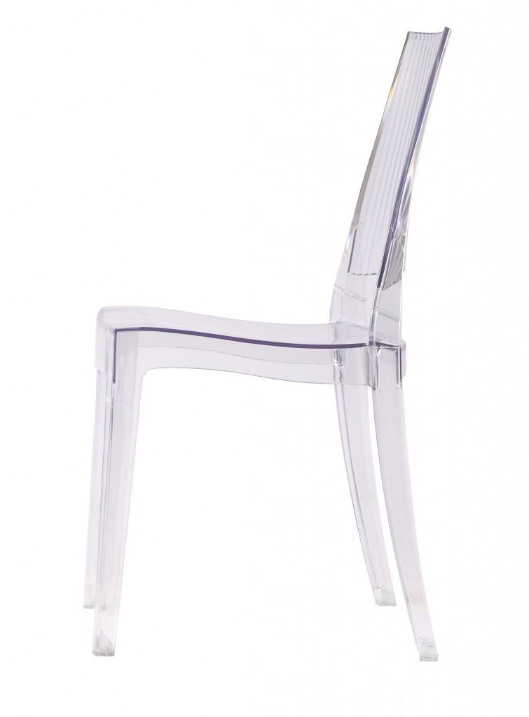 Clear Whisper Chair 2