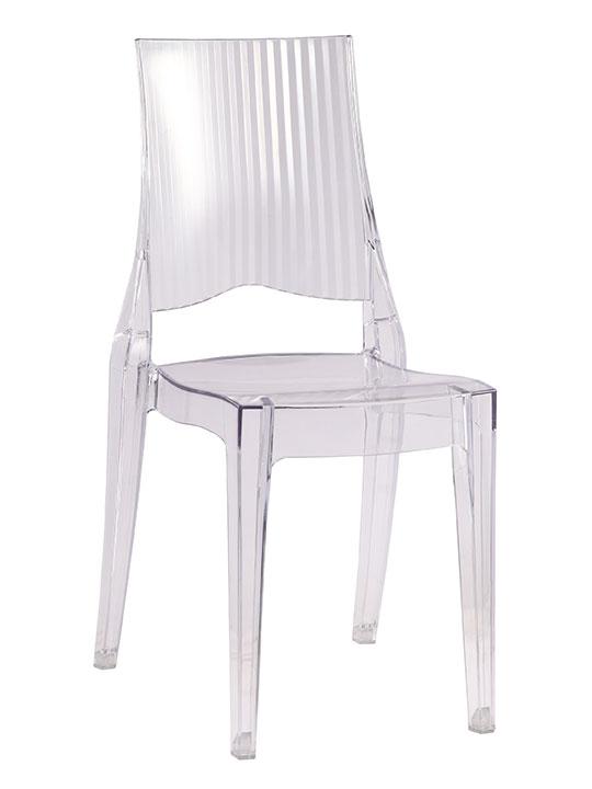 Clear Whisper Chair