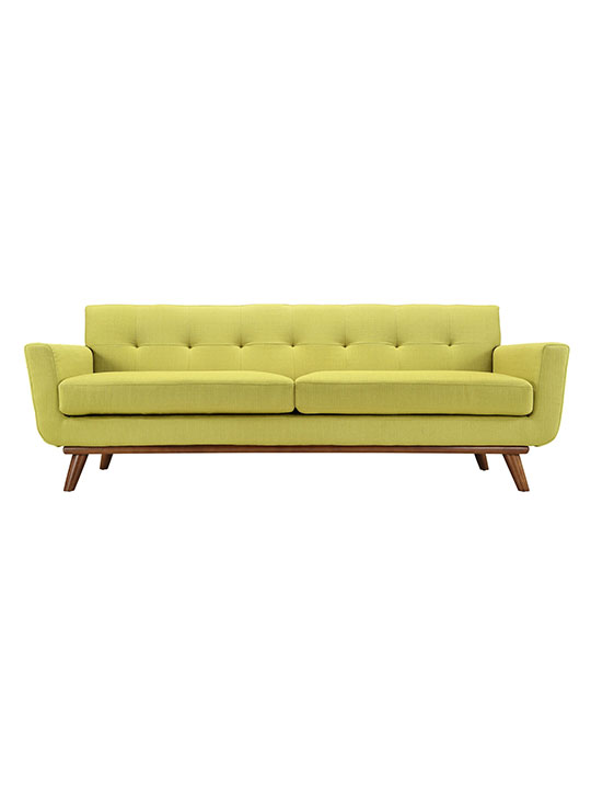 Green Pop Art Sofa
