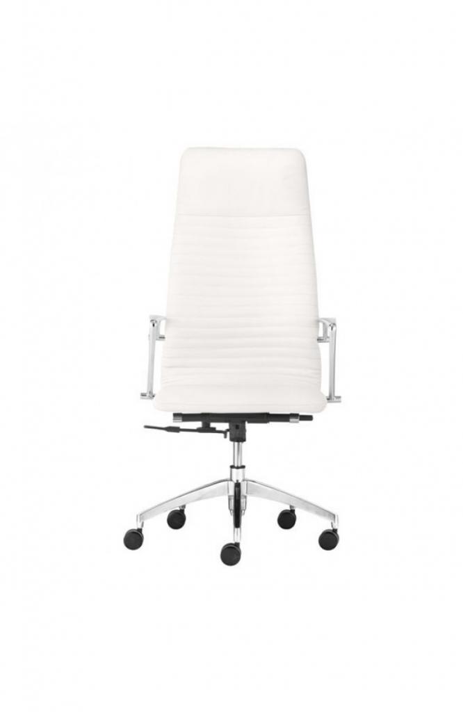 Instant Advisor High Back White Office Chair 2