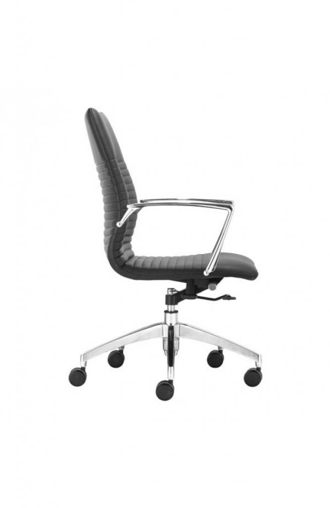 Instant Advisor Low Back Black Office Chair 2