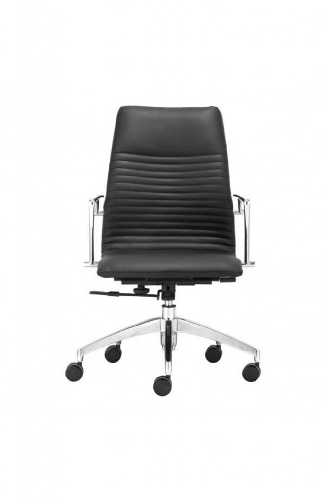 Instant Advisor Low Back Black Office Chair 5