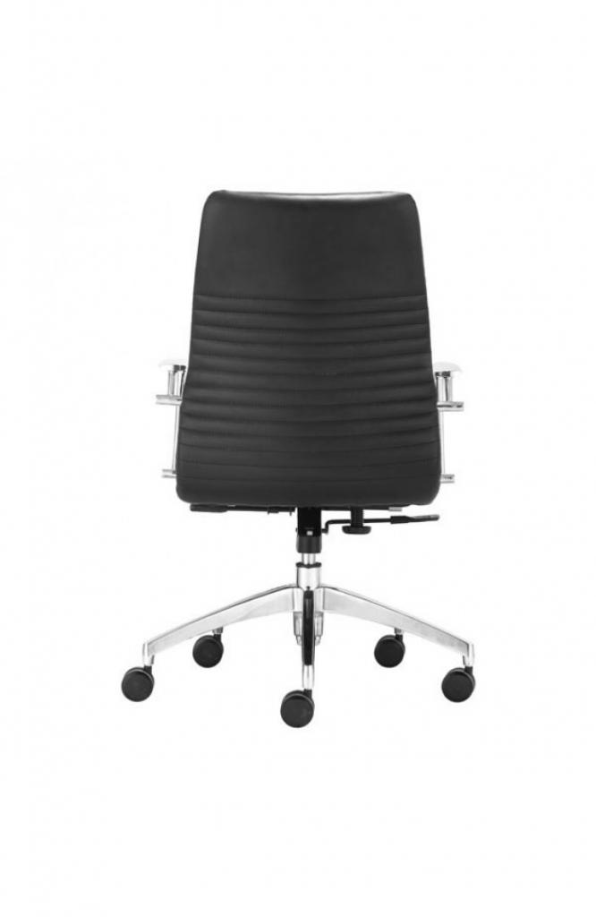Instant Advisor Low Back Black Office Chair