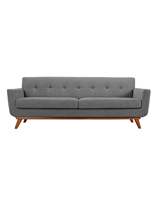 Light Gray Pop Art Sofa