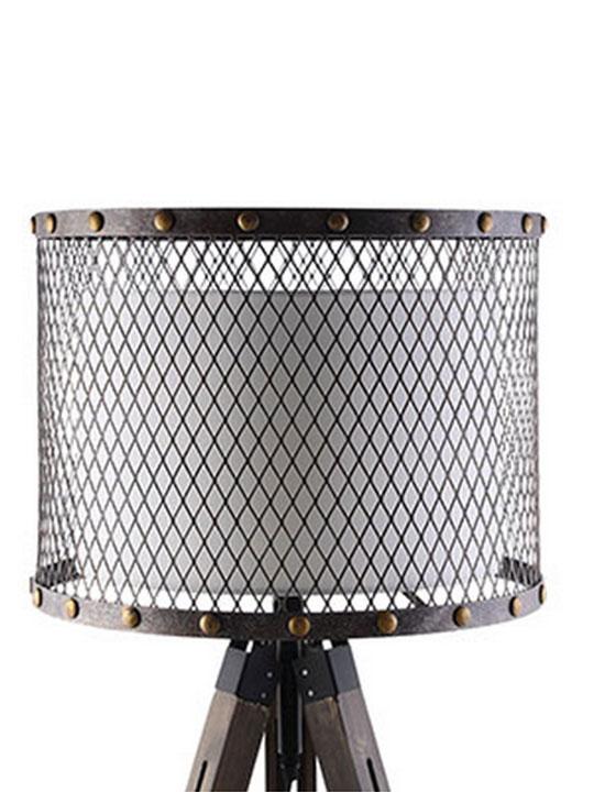 Netted Floor Lamp
