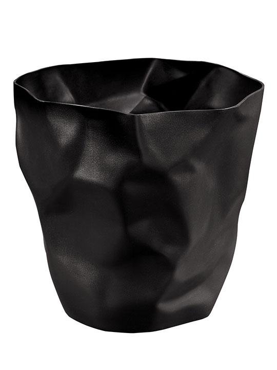 Paper Sculpt Trash Bin