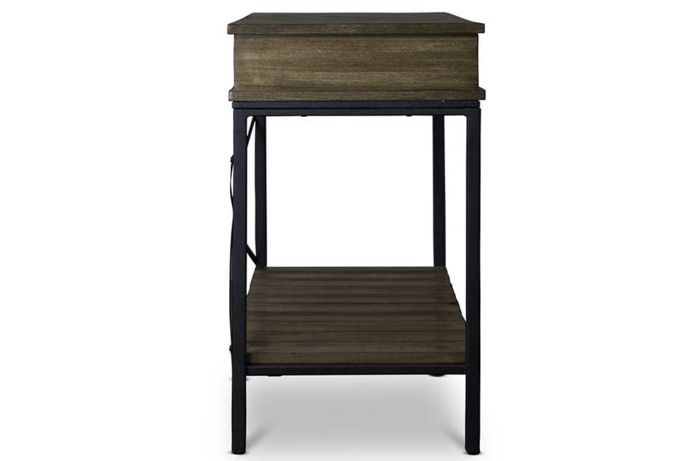 Route Wood Console Table 4