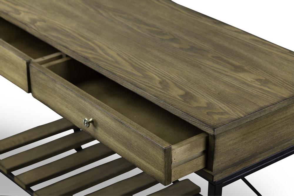 Route Wood Console Table 5