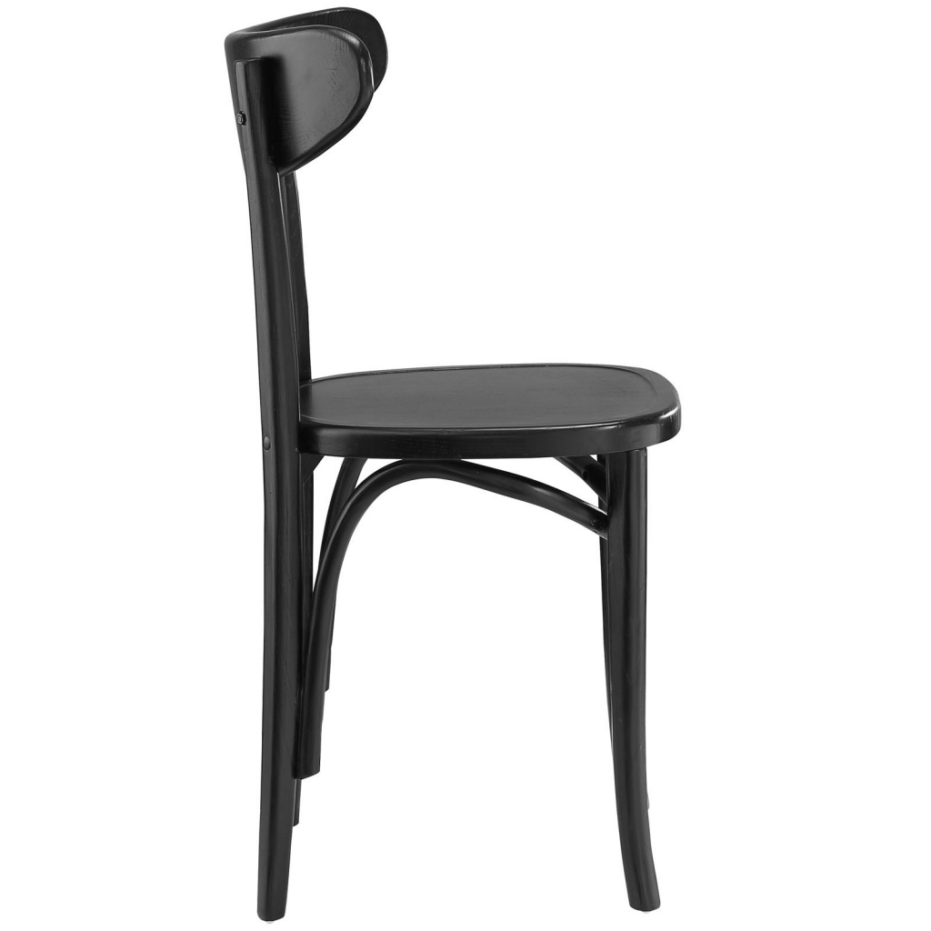 Sherwood Black Wood Chair 2