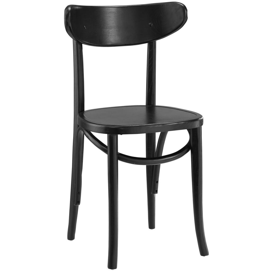 Sherwood Black Wood Chair 3