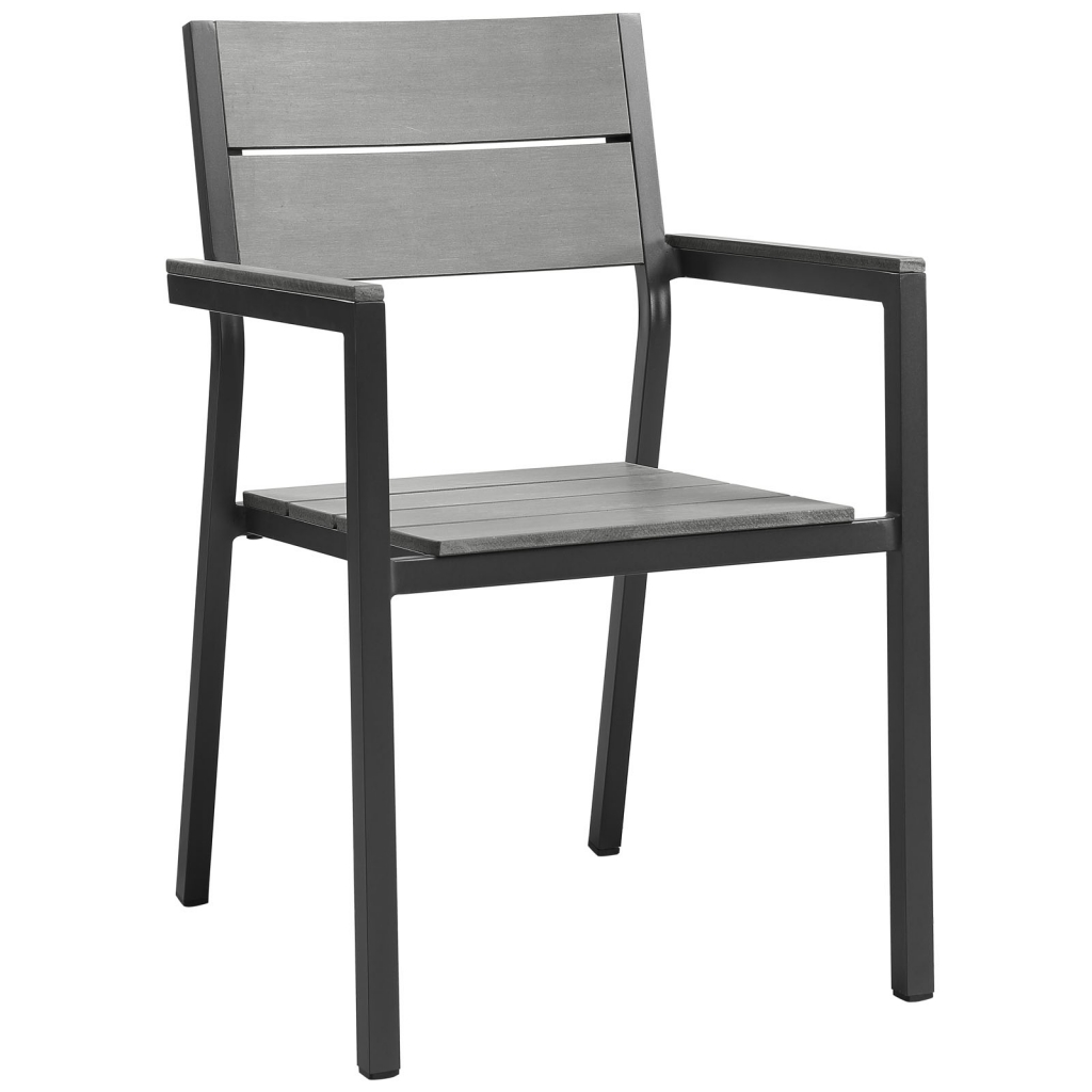 Villa Outdoor Chair Black 1