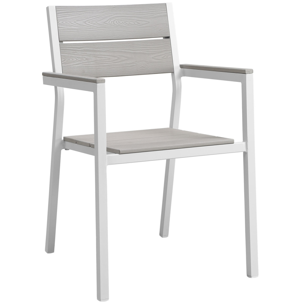 Villa Outdoor Chair White