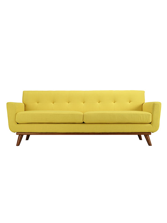 Yellow Pop Art Sofa