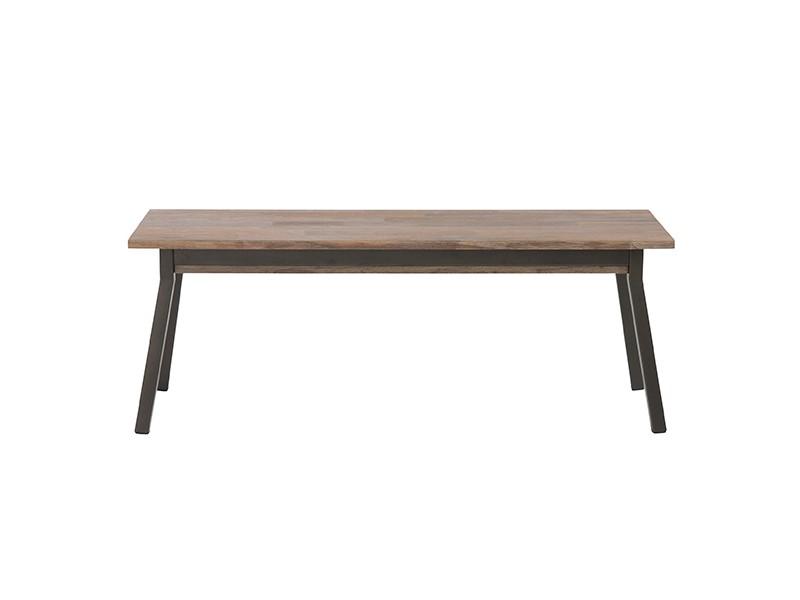 pioneer wooden bench