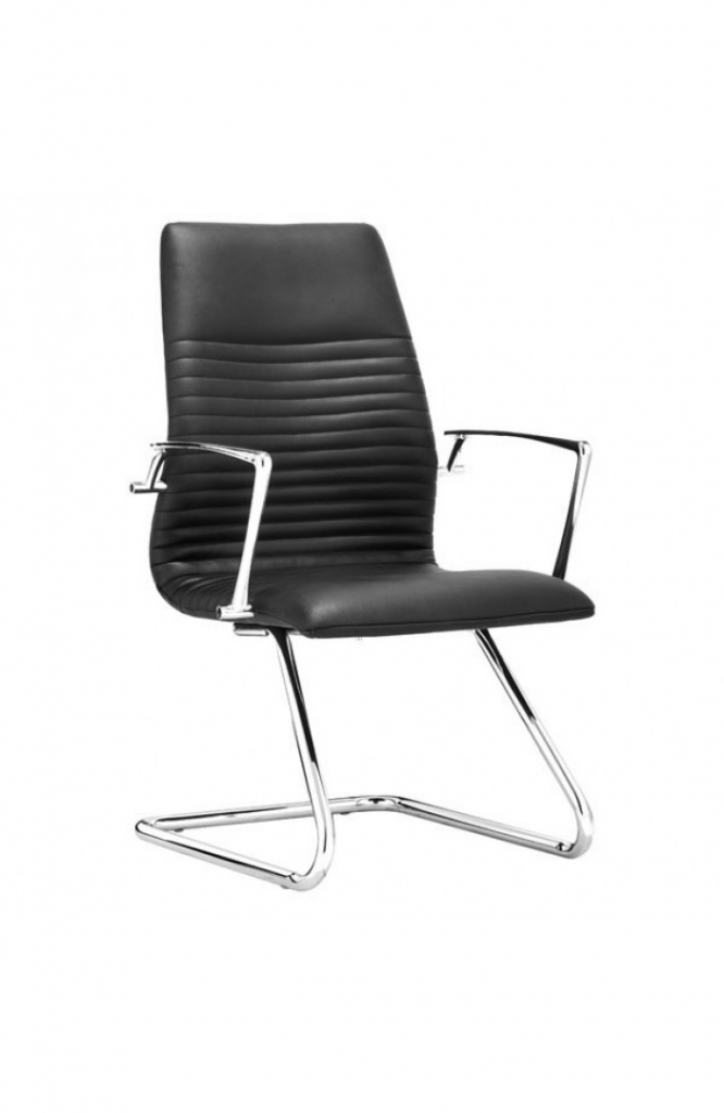Black Instant Advisor Chair 2