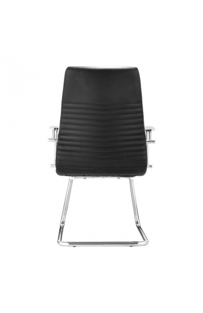 Black Instant Advisor Chair 3