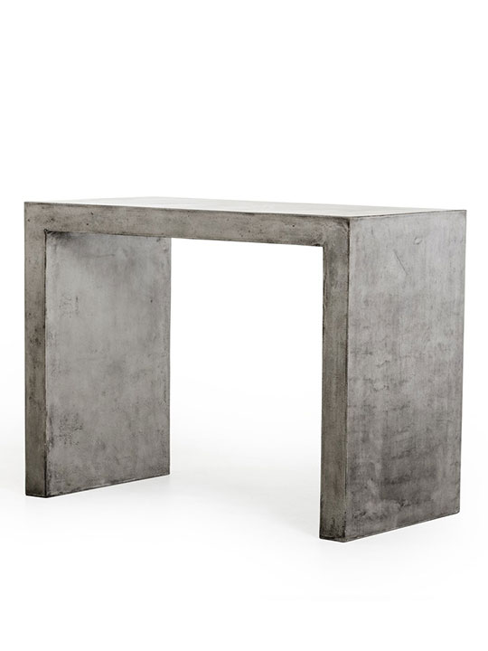 Concrete Bar Table 2