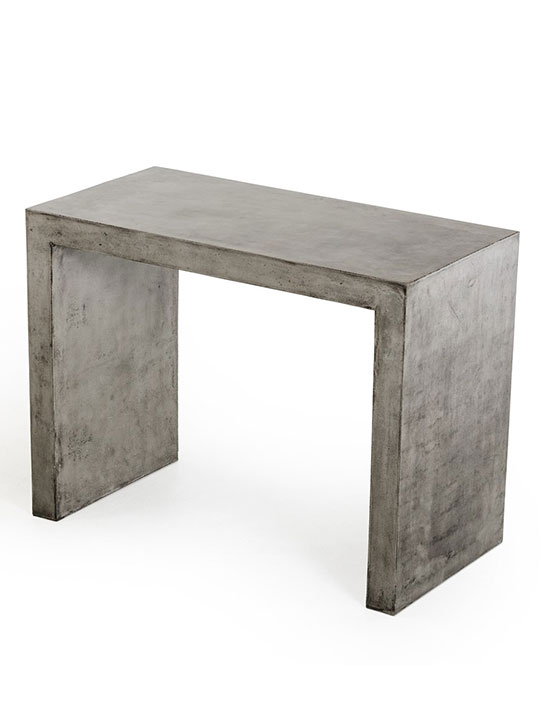 Concrete Bar Table