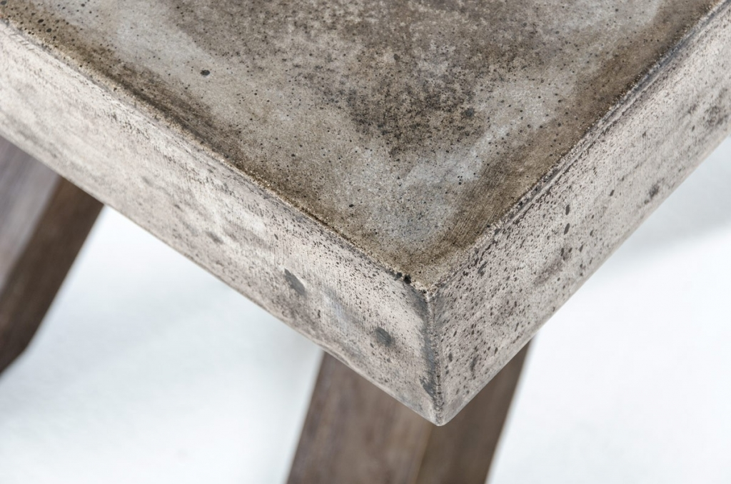 Concrete End Table 3