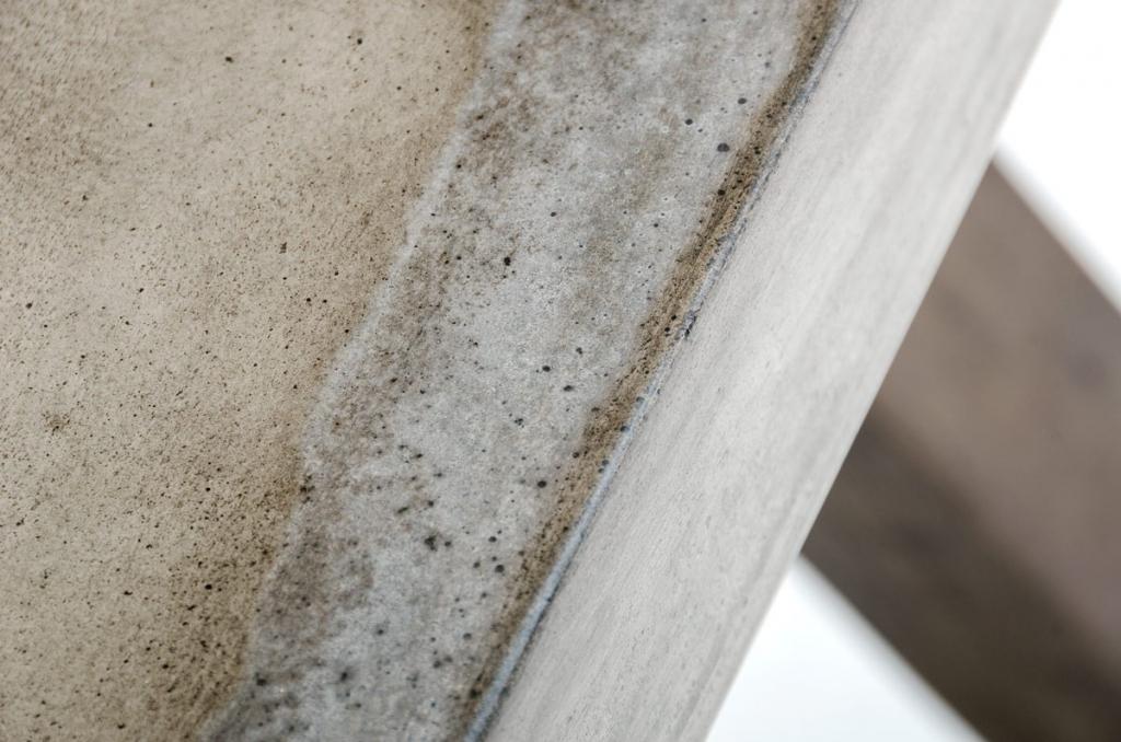 Concrete Wood Console Table 3