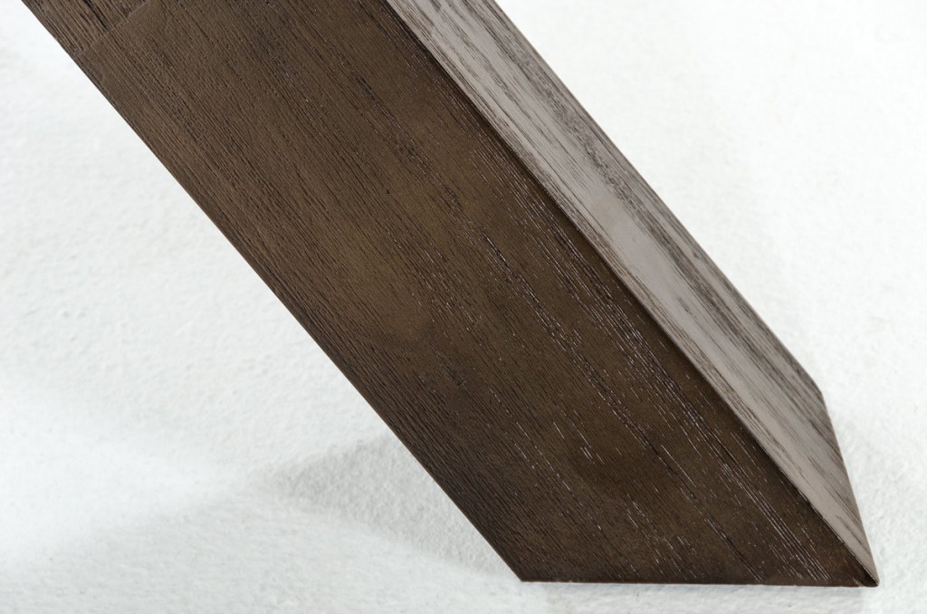 Concrete Wood Console Table 4