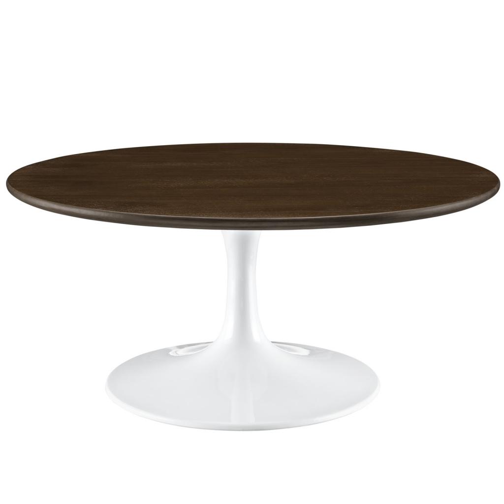 Dusk Walnut Wood Coffee Table